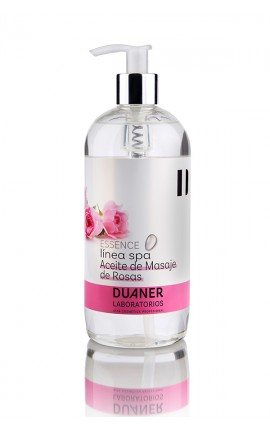 Aceite de Masaje de Rosas 500 ml