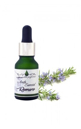 Aceite Esencial puro de Romero 15 ml