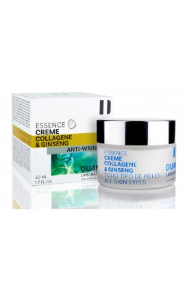 Creme Collagene & Ginseng  50 ml