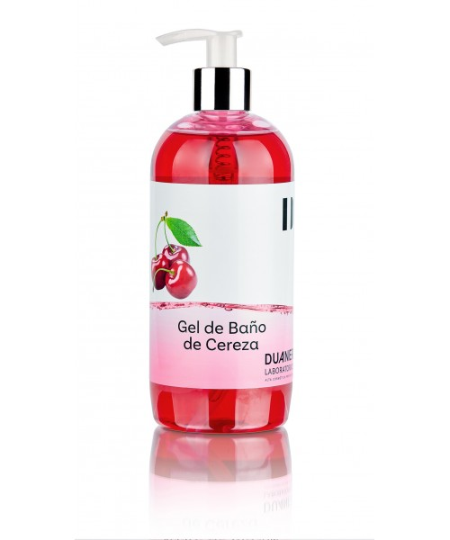 Gel de Baño de Cereza 500 ml