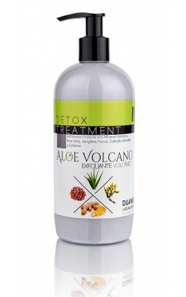 Aloe Volcano Exoliante Volcánico 500 ml