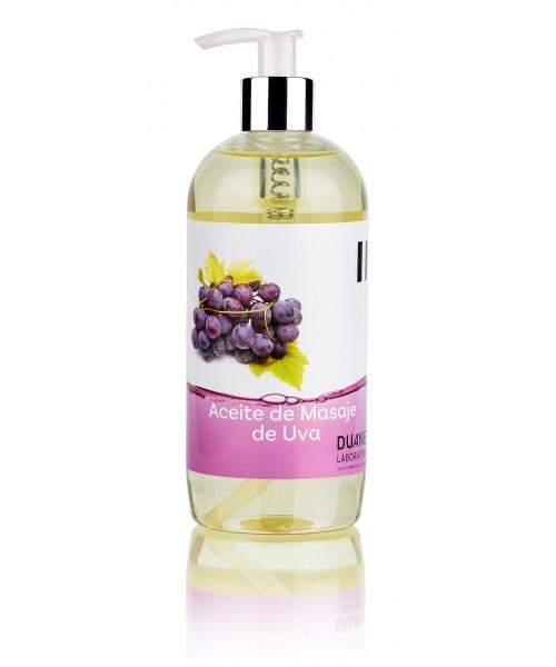 Aceite de masaje de uva 500 ml