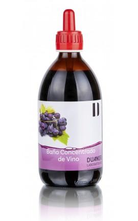 Baño concentrado de vino 500 ml
