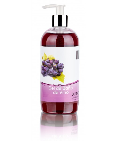 Gel de baño de vino 500 ml