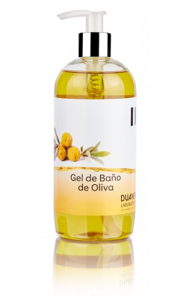 Gel de baño de oliva 500 ml