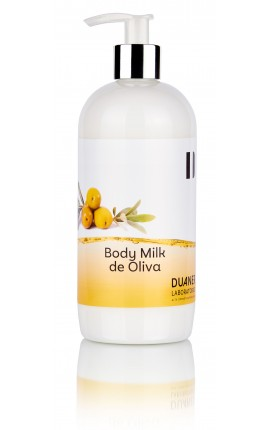 Body Milk de oliva 500 ml