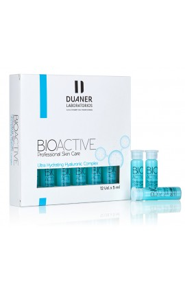 BIOACTIVE Ultra Hidrating Hyaluronic Complex 12 ud. x 5 ml