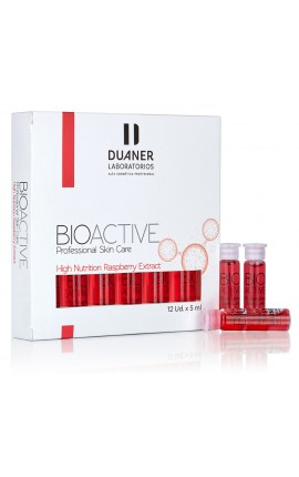 BIOACTIVE High Nutrition Raspberry Extract 12 ud. x 5 ml