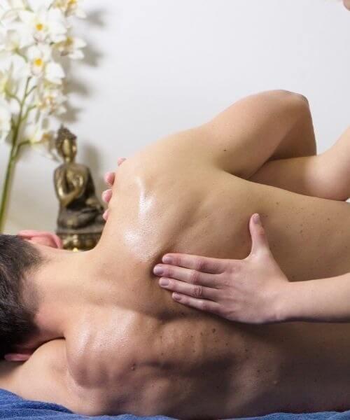 Curso de masaje técnicas deportivas