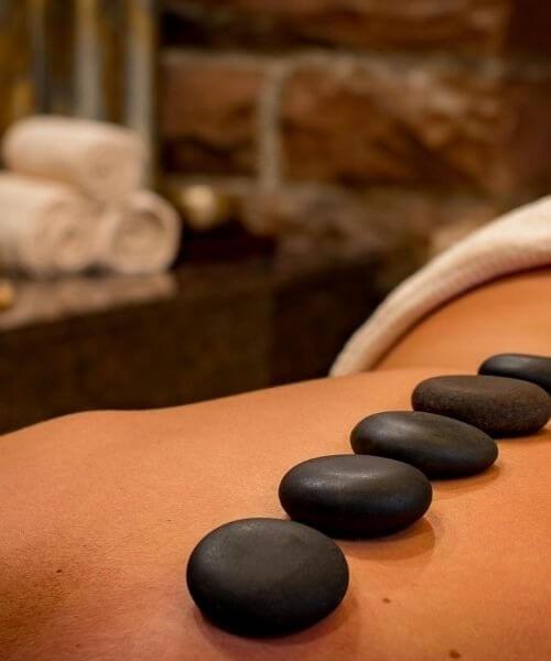 Curso de masaje técnicas spa