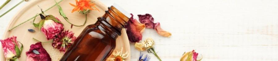 Aceites Esenciales Puros - Aromaterapia