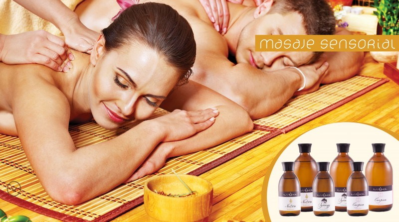 masaje sensorial